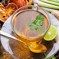 травяной чай1